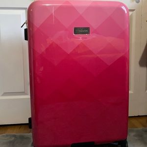 Juicy Couture Large Suitcase/luggage